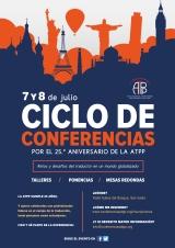 La ATPP celebra sus 25 años con ciclo de conferencias: «Retos y desafíos del traductor en un mundoglobalizado»